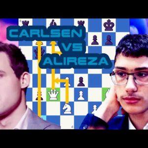 Magnus Carlsen vs Alireza Firouzja | Skilling Open 2020 Prelims
