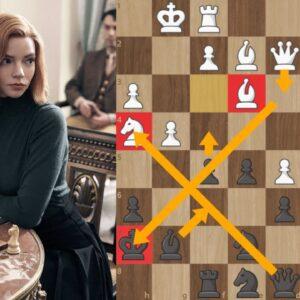 My 2-game match vs. 17-year-old Beth Harmon | ChessDojo Stream Highlights