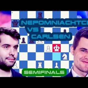 Going for the King | Ian Nepomniachtchi vs Magnus Carlsen | Skilling Open Semifinals | Matchday 2