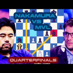Can Nakamura mount a comeback? | Nakamura vs MVL | Skilling Open Quarterfinals | Matchday 2