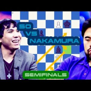 The Great Escape? | Wesley So vs Hikaru Nakamura | Skilling Open Quarterfinals | Matchday 2