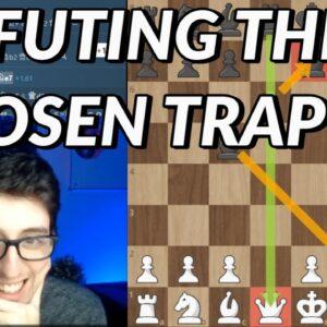 Refuting The Rosen Trap