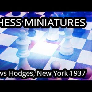 Reset the counter! - Fox vs Hodges, New York 1937
