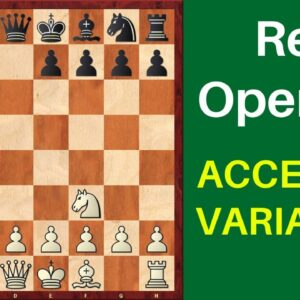 Reti Opening System - Accepted Variation