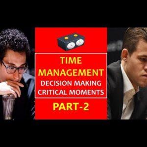World Chess Championship 2018 - Carlsen vs Caruana Critical Moments Part-2