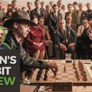 "Chess.com Reviews ""The Queen's Gambit"" w/ US Women's Chess Champion Jen Shahade!"
