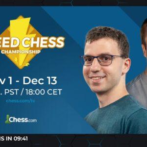SCC - Nepomniachtchi vs Aronian - Hosts GM Hess and IM Rensch #speedchess