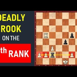 That Deadly Rook on the Seventh Rank!