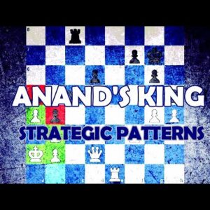 Anand's King- Chess Strategy Patterns