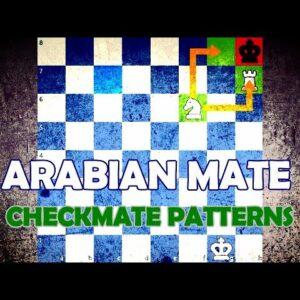 Arabian Mate - Chess Checkmate Patterns