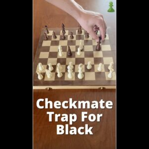 Checkmate Your Opponent With This Trick #Shorts