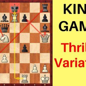 King's Gambit - Deadly Opening Variations | Zukertort vs Anderssen