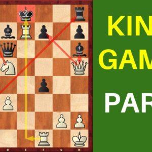King's Gambit - Zukertort vs Anderssen | Part-2