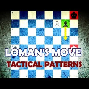 Loman's Move - Chess Tactical Patterns
