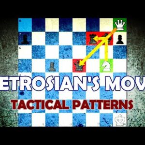 Petrosian's Move - Chess Tactical Patterns