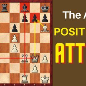 Positional (Strategical) Attack - Sicilian Defense