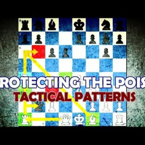 Protecting the poison - Chess Tactical Patterns