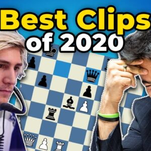 The Best Chess Clips of 2020