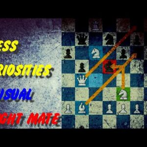 The Earliest Ne3 Checkmate? - Chess Curiosities