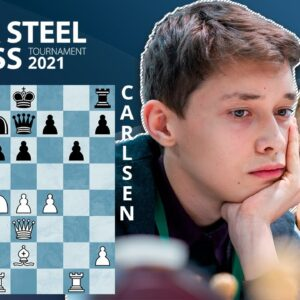 18-Year-Old Talent Defeats World Chess Champion In 1st Game!