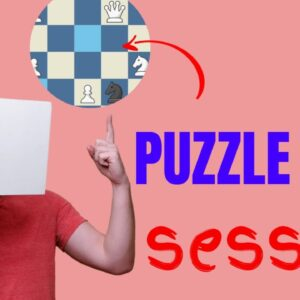 A session in Survival Puzzle Rush