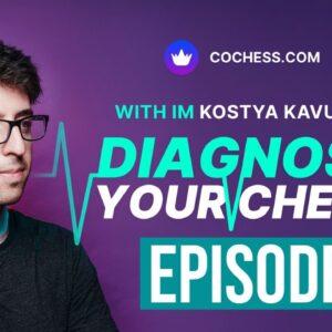 Diagnosing a 1200 | Diagnose Your Chess: Ep. 4 - Danny Cao