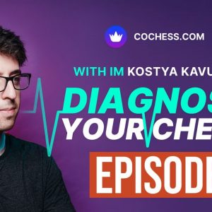 Diagnosing A 1950 | Diagnose Your Chess: Ep. 6 - Dino from Montenegro