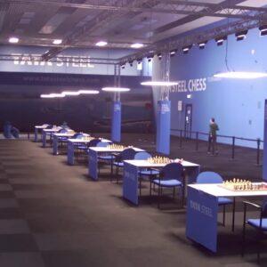 Tata Steel Chess Round 8 with hosts GM Robert Hess and IM Sopiko Guramishvili