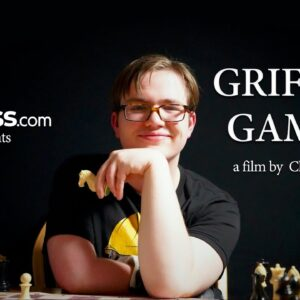 Griffin's Gambit | Chess Documentary