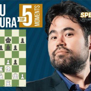 Hikaru Nakamura's Top 5 Speed Chess Moments