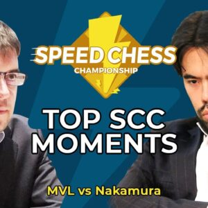 MVL and Nakamura's Wild Bullet Chess in the Final Match!