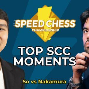 Nakamura's Deep Sacrifice vs So!