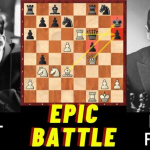 Tal vs. Fischer: Gladiator battle in the King's Indian Defense!