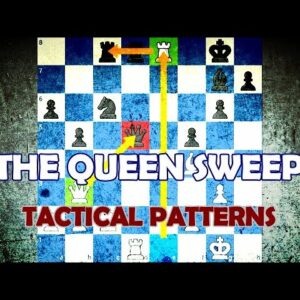 The Queen Sweep - Chess Tactical Patterns