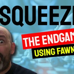"""Trying to squeeze the endgame using a """"fawn pawn"""""""