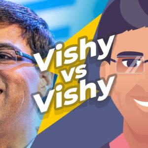 Viswanathan Anand Plays His Own Bot!
