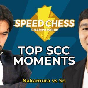 Wesley So's Brilliant Chess Game vs Hikaru Nakamura