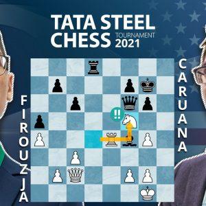Will Alireza Firouzja Win His 1st Super-Tournament In Tata Steel?