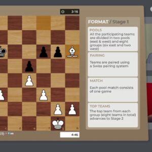 Magnus, Giri, Nepo - FIDE World Corporate Championship w/ hosts Hess and Copeland