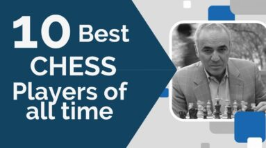10 best chess players of all time