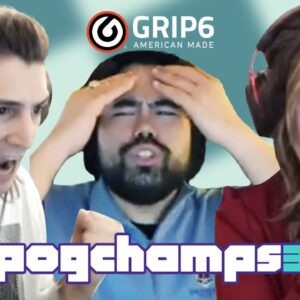 From 6 Moves To 6/6, xQc's Big Brain Plays Against Pokimane!
