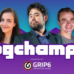 Get Ready For #PogChamps3 Presented By GRIP6! [BEGINS IN 3 HOURS]