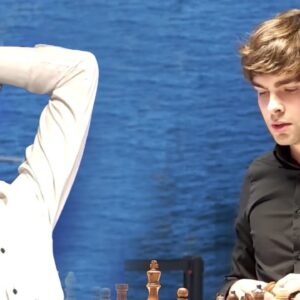 How This Chess Player Won His Nation's Biggest Tournament For The 1st Time In 36 Years!