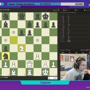 xQcow vs Sardoche: Pogchamps 3 Presented By GRIP6 - Hosts Rudolf and Botez