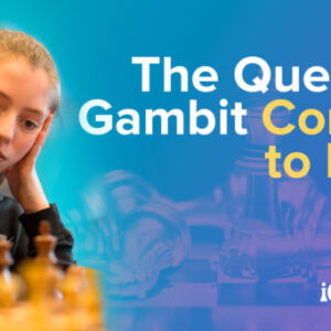 the queens gambit comes to life