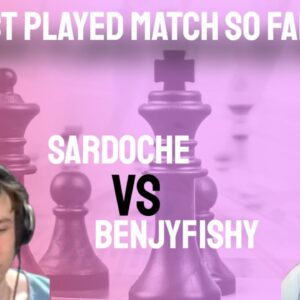 Victory from the jaws of defeat || Sardoche vs Benjyfishy || PogChamps 3