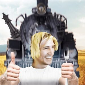 xQc Thought He Had A Fork...