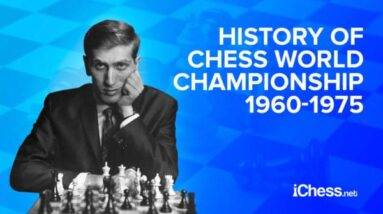 history of the chess world championship 1960 1975