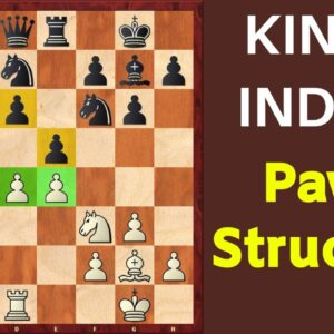 Pawn Structures in Complex King's Indian