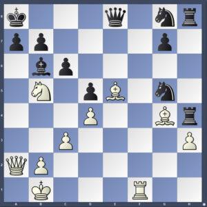 precision chess tactic